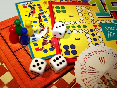 Spiele und Spaß